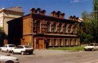 Дом Тоторина (Ядринцевская, 19). 1912г.