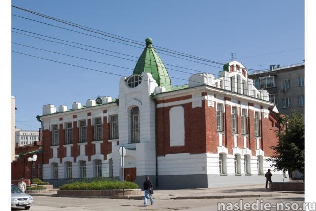 Школа (Ленина, 22). 1912г.